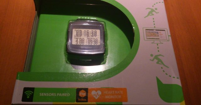 Bryton Cardio 40 GPS Sports Watch