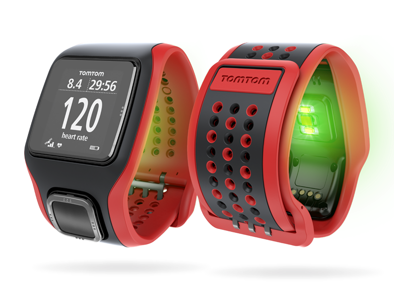 GPS TomTom Multi-Sport Cardio