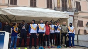 """""""Maratonina delle 4 porte 2016"""", premiazione"""