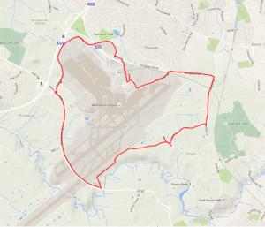 Manchester Airport Run