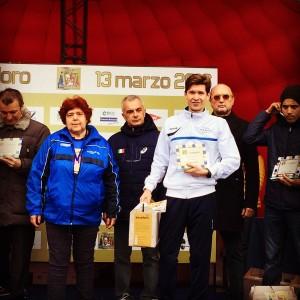 """Premiazione """"Scarpa d'Oro Half Marathon 2016"""""""
