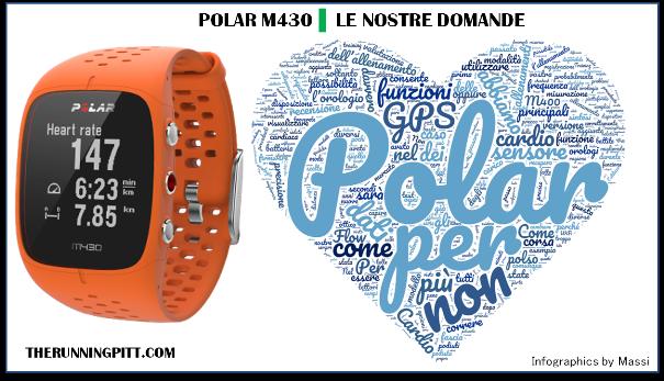 Polar M430, la recensione completa