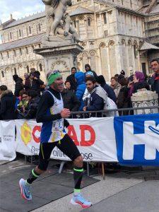 Maratona di Pisa 2017