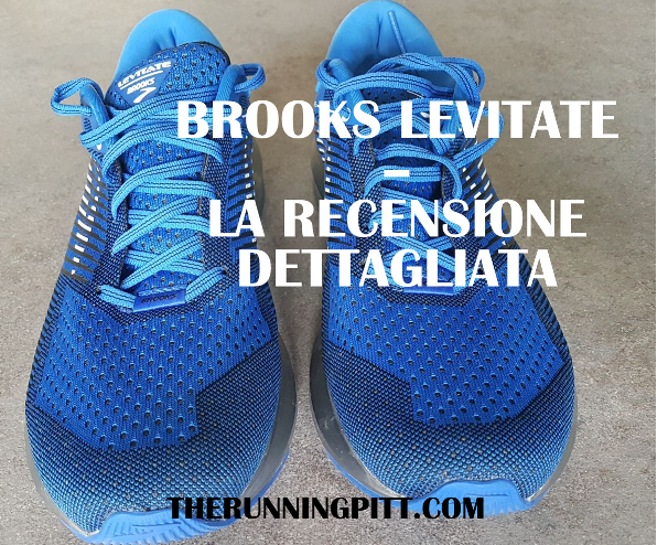 Brooks Levitate