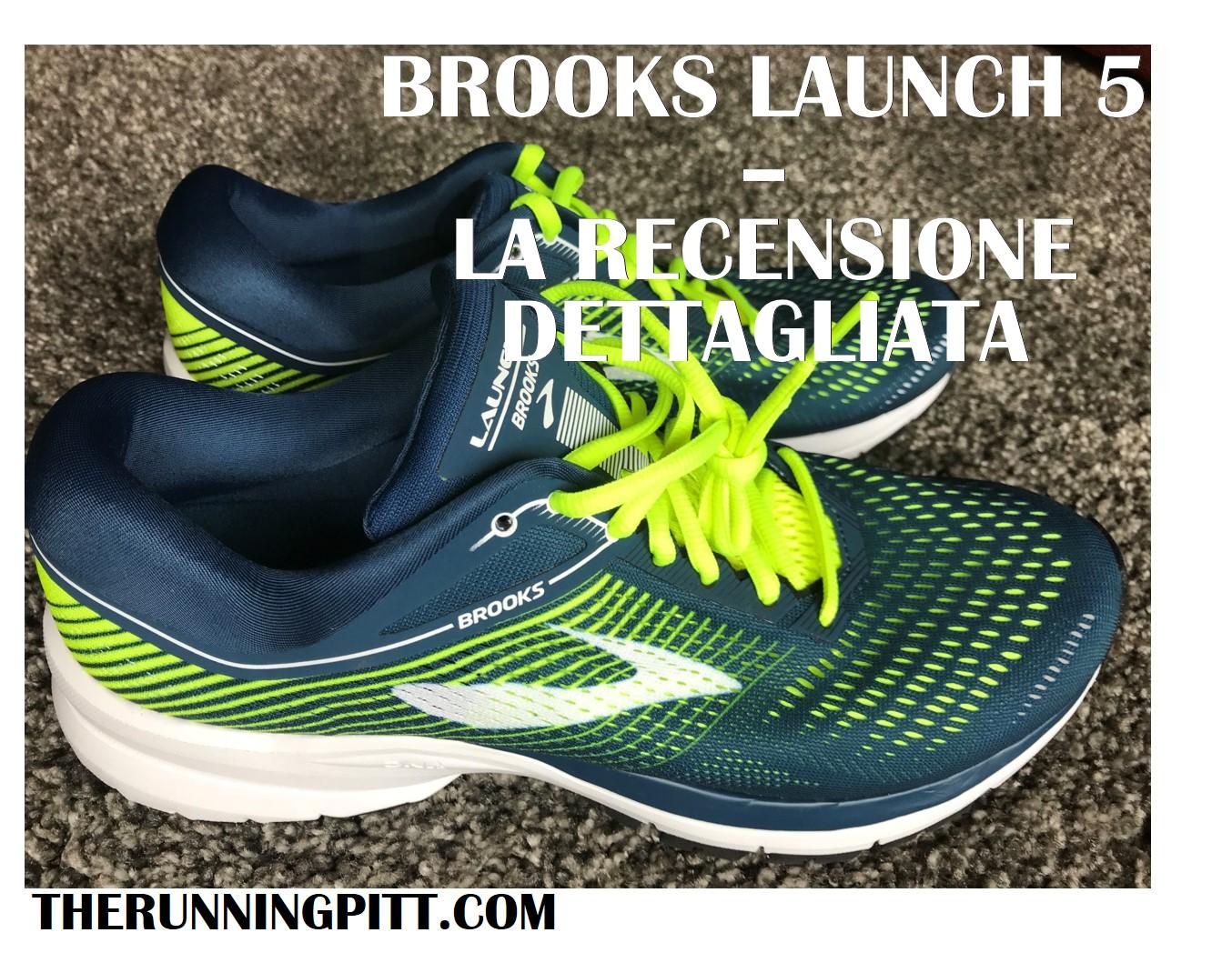 Brooks Launch 5