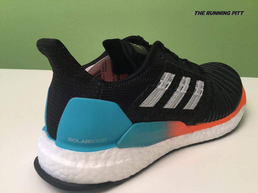 Adidas Solar Boost, massimo confort