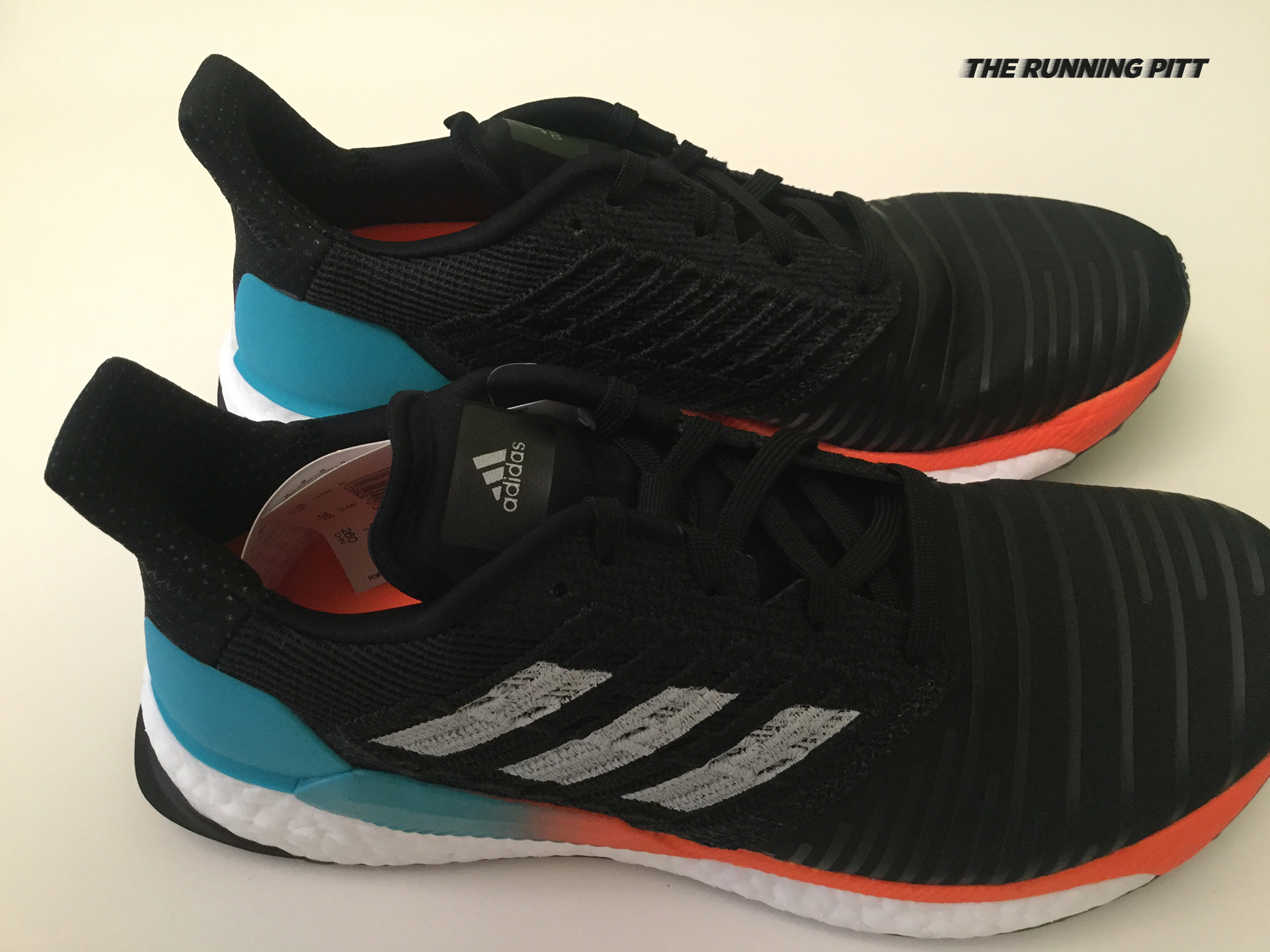 sports shoes 6ed3d bcd66 Adidas Solar Boost, vista laterale