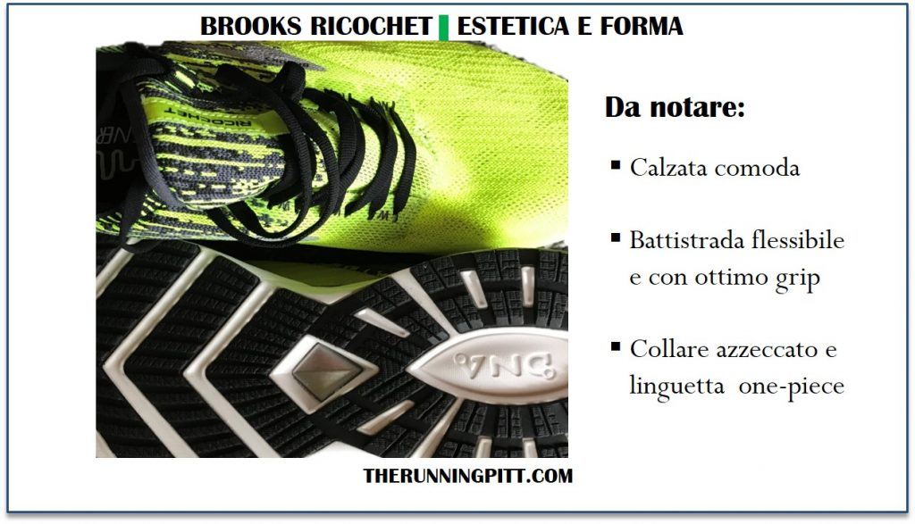 Brooks Ricochet