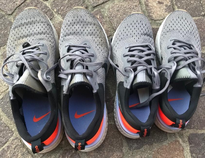 Nike Odyssey React  estetica e forma 750d552a411