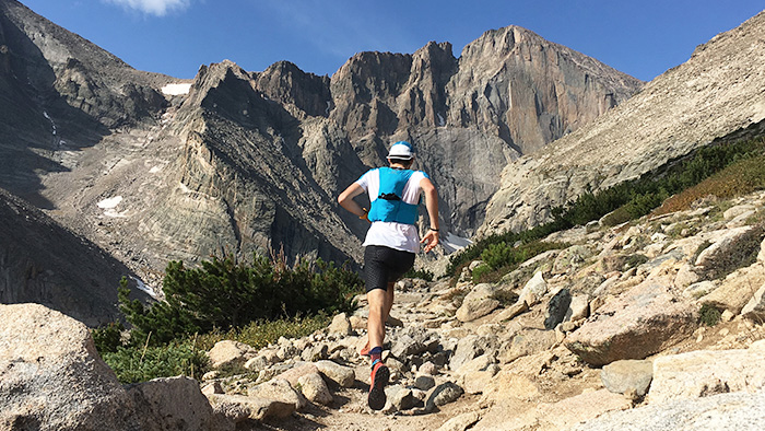 Infortuni nel Trail Running