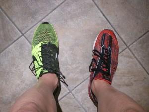 """Nike Flyknit Racer"" o ""Nike Air Zoom Katana Rac3R III""?"