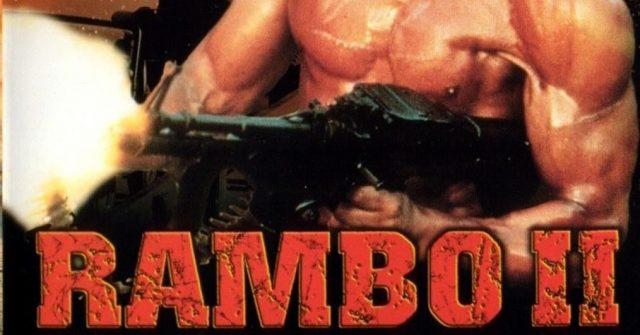Rambo II La Vendetta