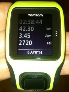GPS TomTom Multi-Sport