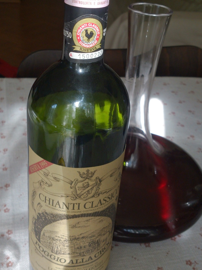 Chianti Classico Riserva 1995