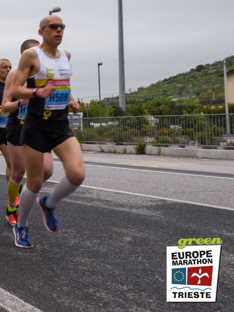 "Altra One2 alla ""Green Europe Half Marathon"""