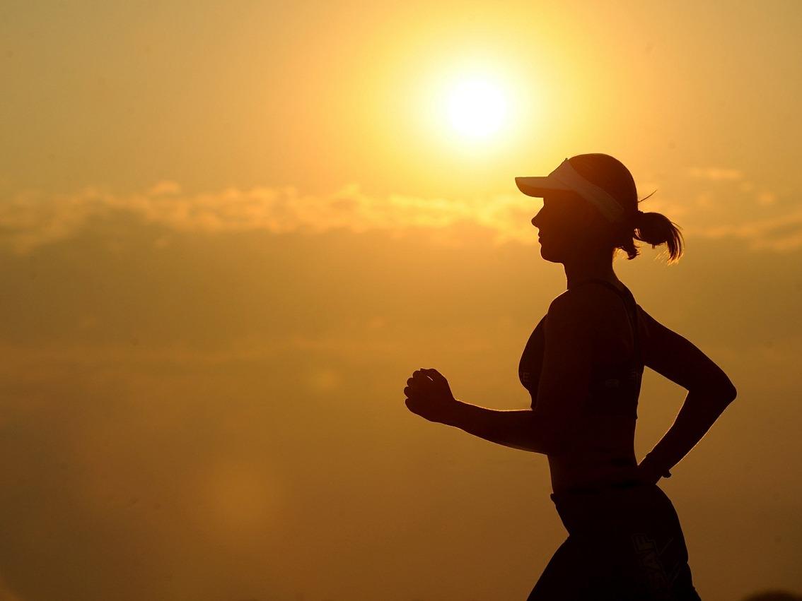 Correre quando fa MOLTO caldo