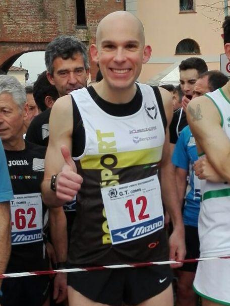 """""""Maratonina delle 4 porte 2016"""", partenza"""