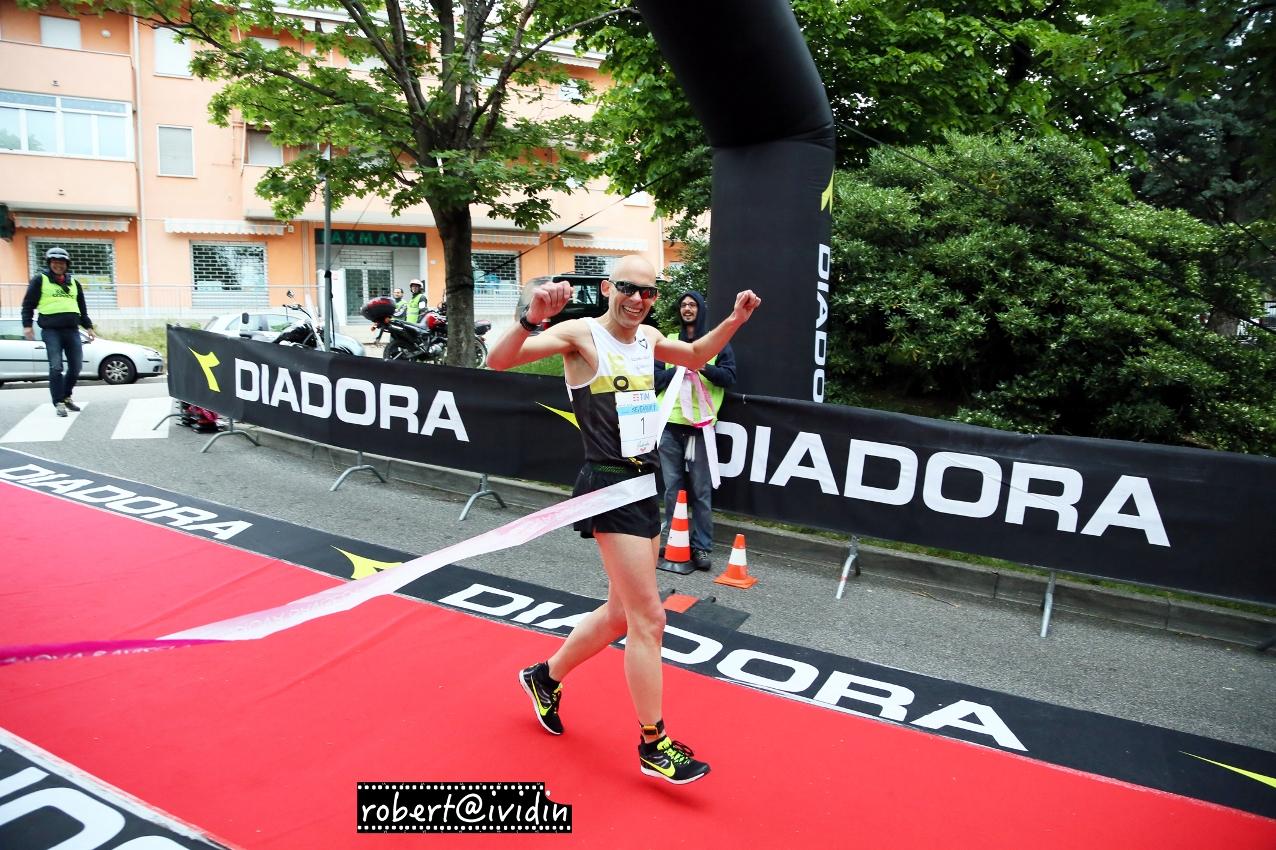"""Arrivo alla """"Trieste Seven Run 2016"""""""