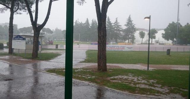 1.500 m in pista a Gorizia
