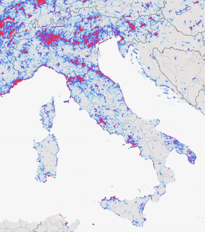 Strava in Italia