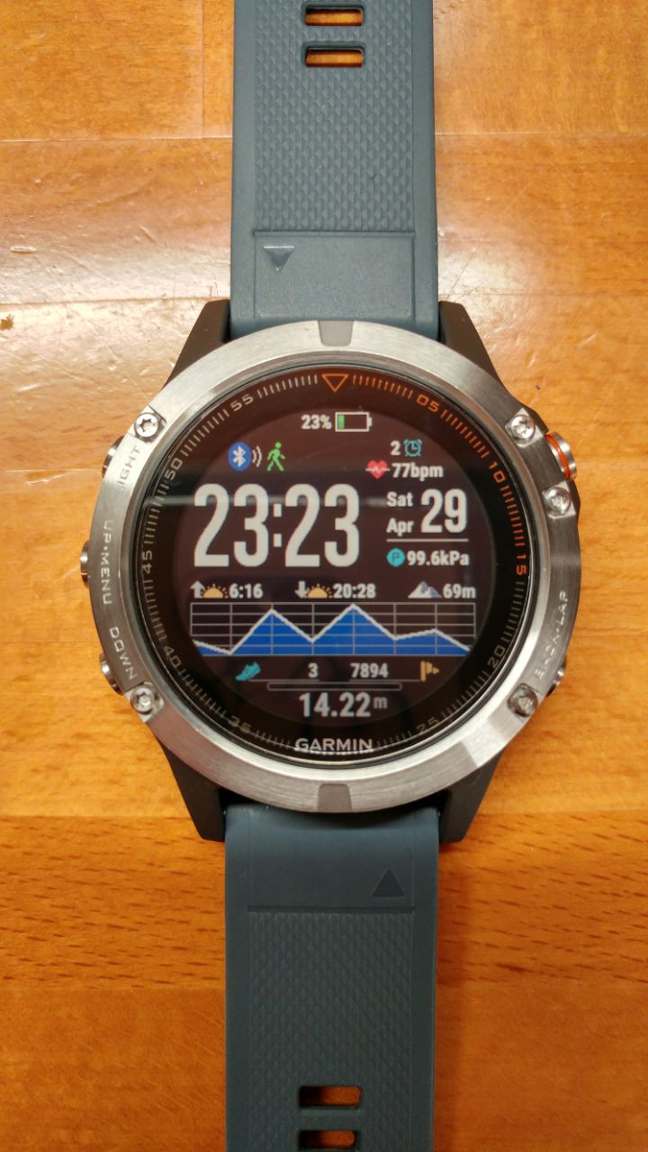 Forerunner 935 O Fenix 5 The Running Pitt