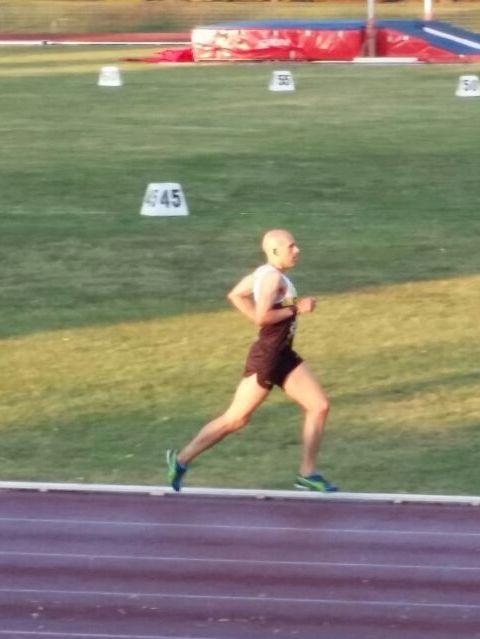 Campionati Regionali Individuali Assoluti 5.000 m in pista 2017