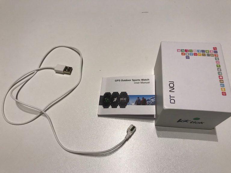 no.1 F5 Box, manual and USB cable