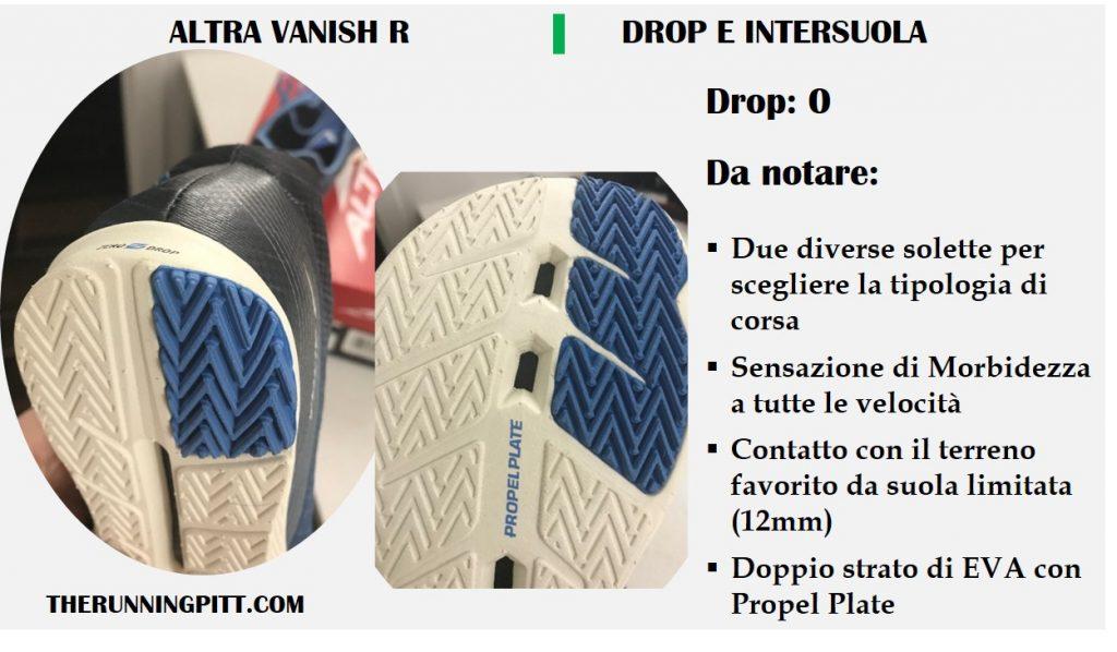 Drop Altra Vanish