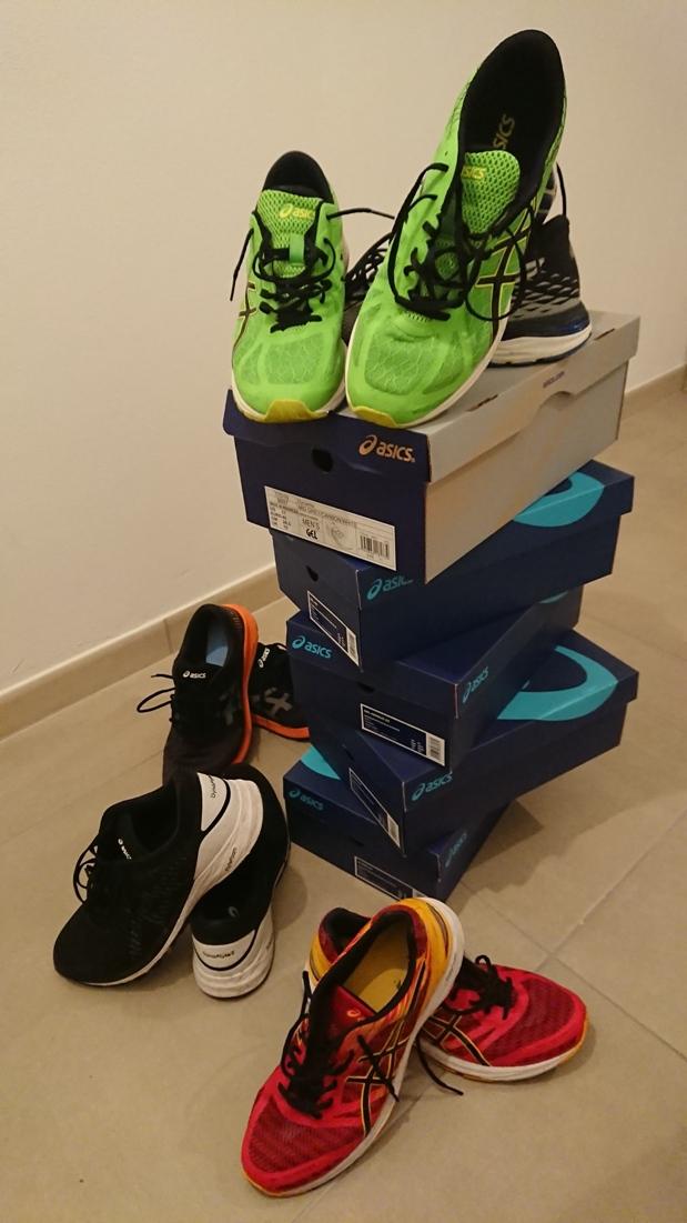 asics da scarpe e scarpe