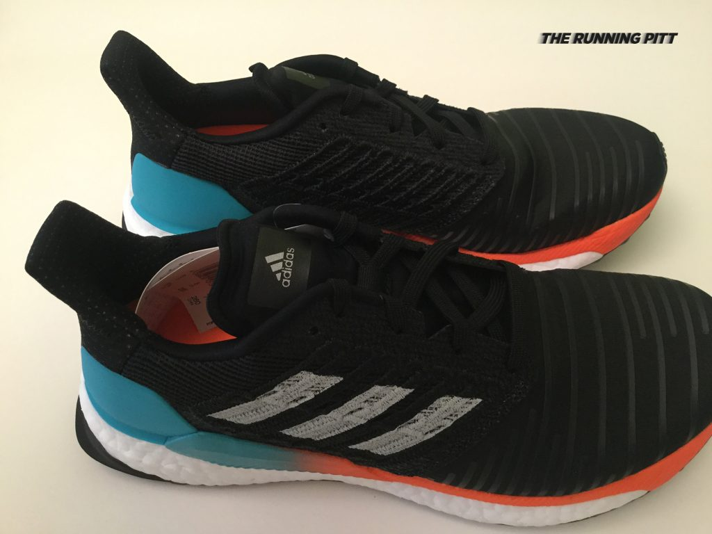 Adidas Solar Boost, vista laterale