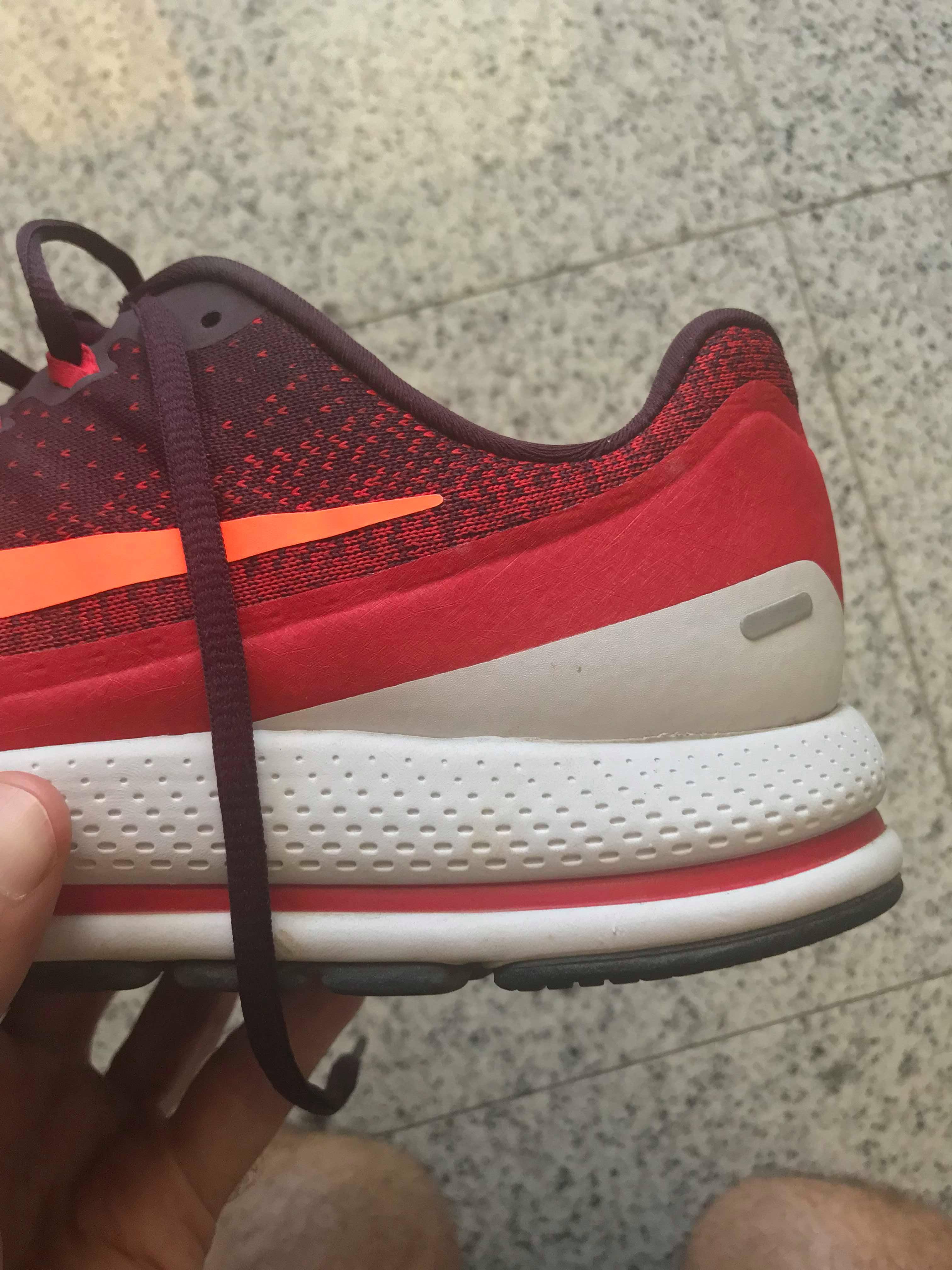 best service 3949b a284e Nike Vomero 13 tallone