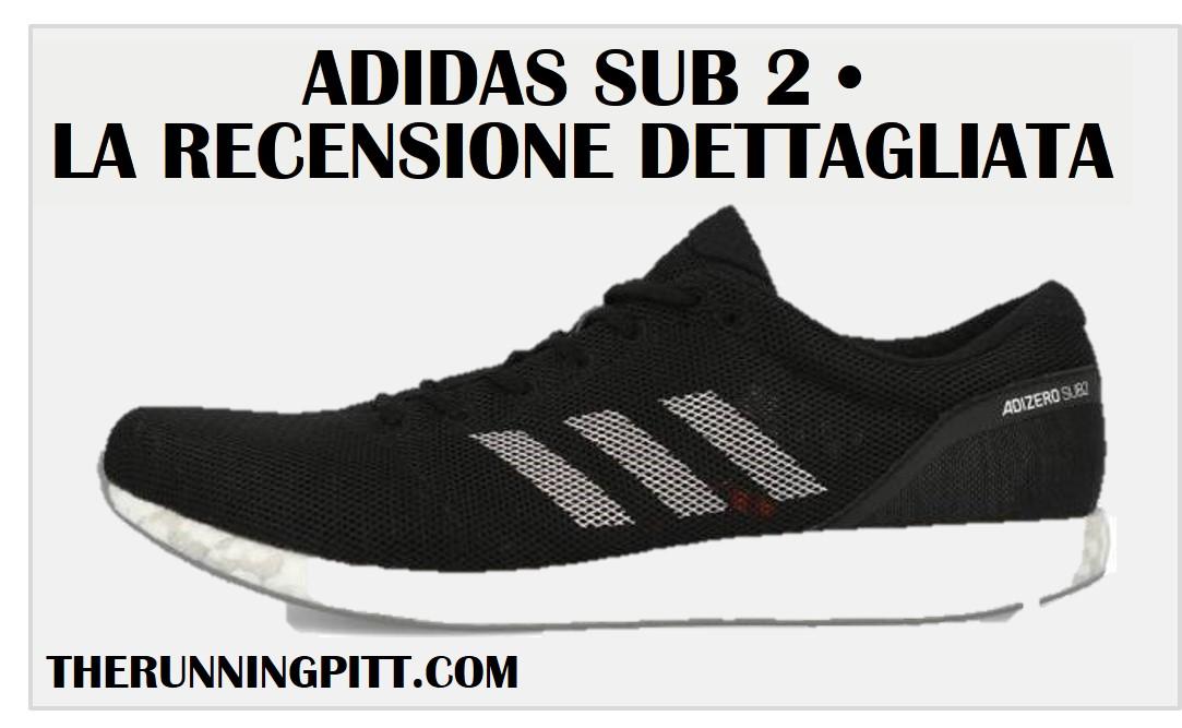 The Recensione Pitt Adidas Running Sub 2La Dettagliata v80ymNnwOP