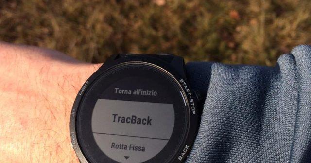 TracBack