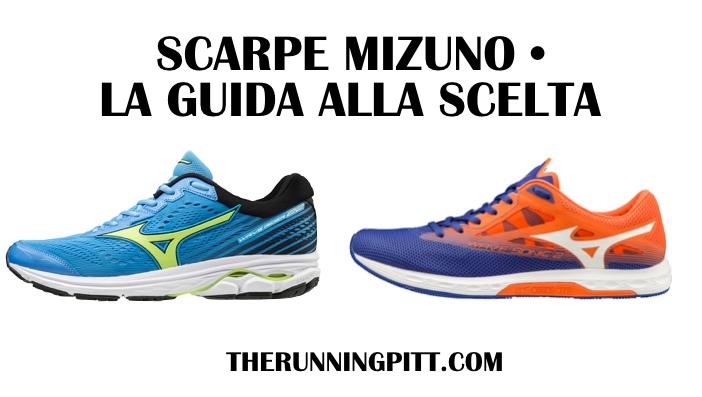 Migliori scarpe running Mizuno The Running Pitt