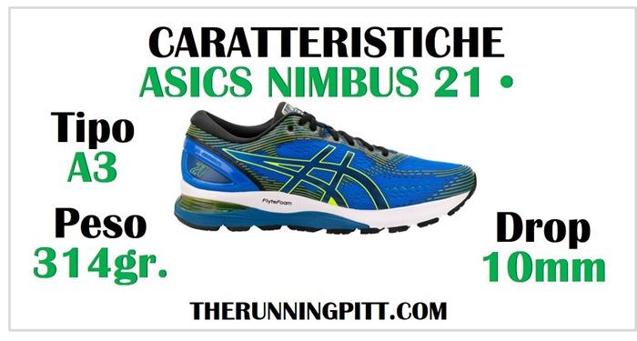 ASICS-Nimbus-21-Caratteristiche