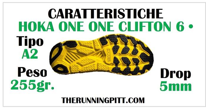 hoka-one-one-clifton6-caratteristiche