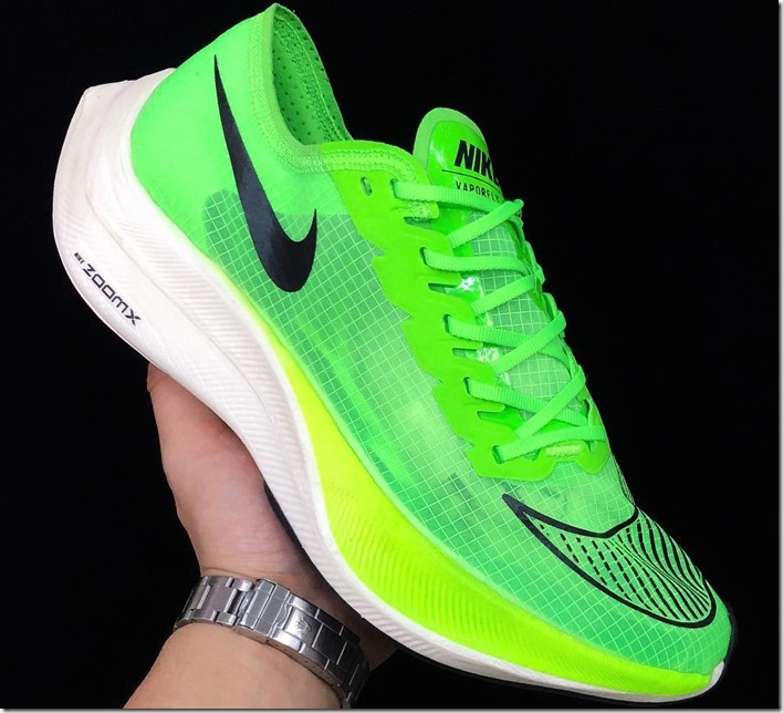 nike-vaporfly-5%-tomaia-verde