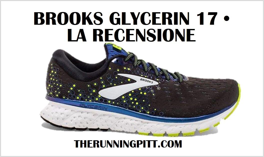 lussureggiante nel design nuovi oggetti moda firmata Brooks Glycerin 17
