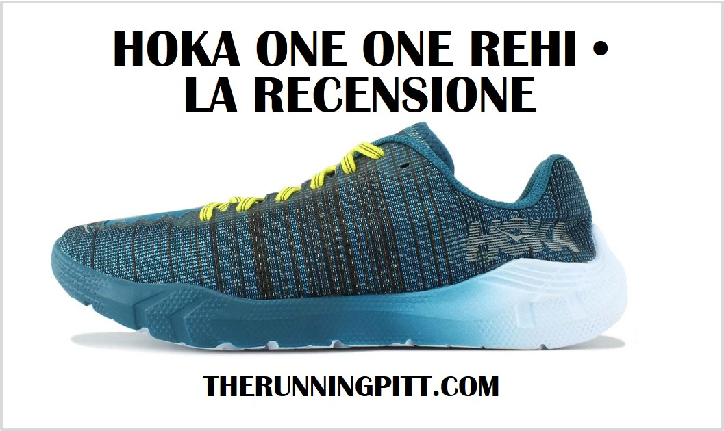 Hoka One One Rehi