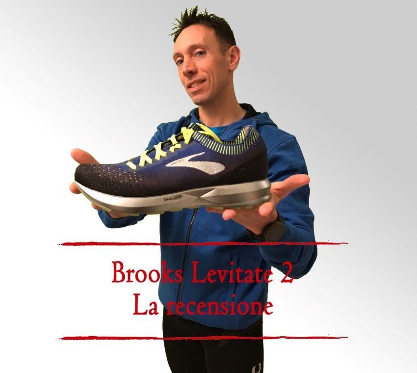 Brooks Levitate 2