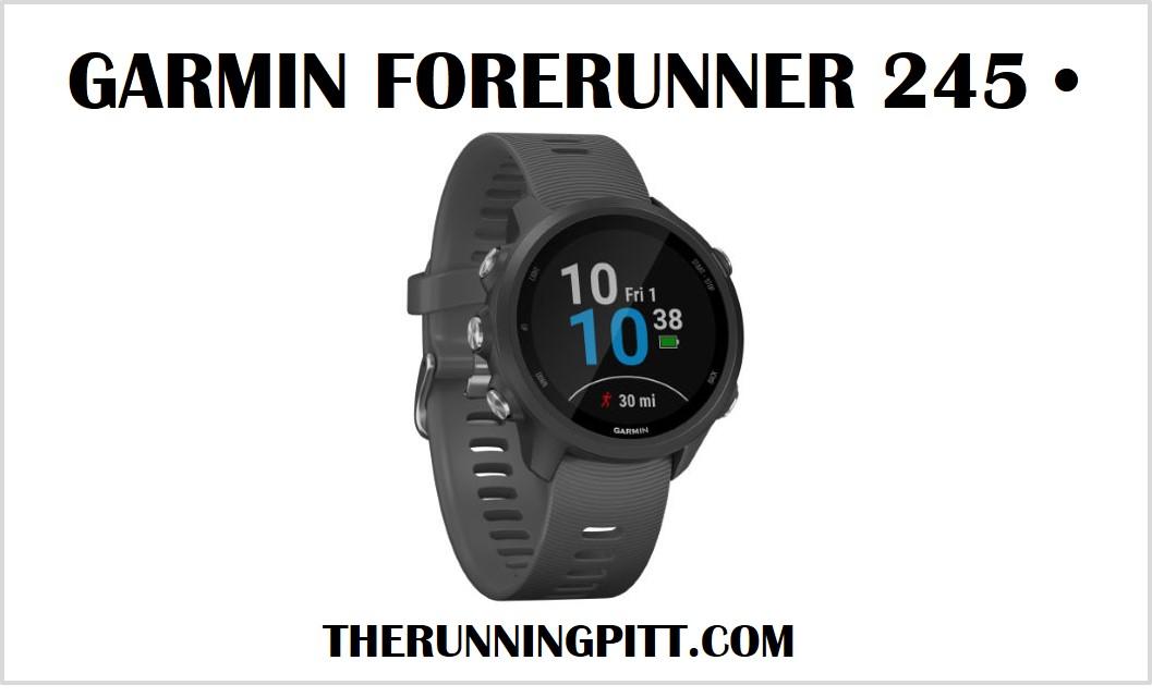 ca970f9992df85 Il Garmin Forerunner 245 è il nuovo orologio GPS annunciato da Garmin il 30  Aprile per sostituire il Forerunner 235, che era stato lanciato nel  Settembre ...