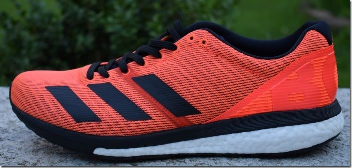 adidas boston rosse