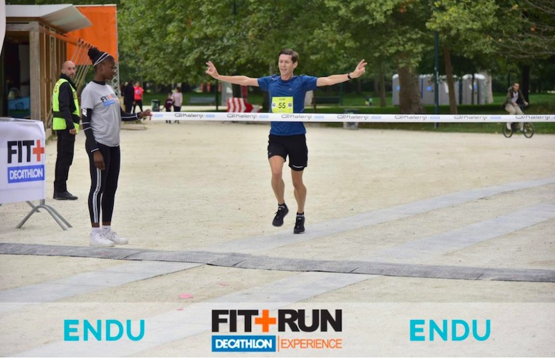 Decathlon Fit+Run