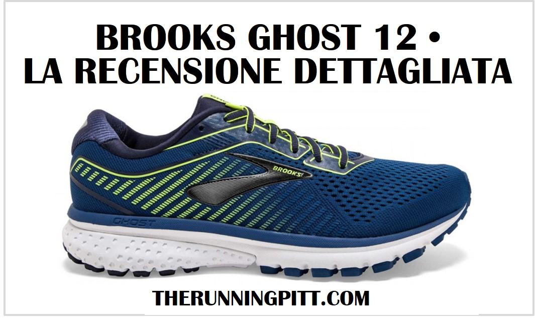 Recensioni Scarpe Running Brooks | Maxi Sport